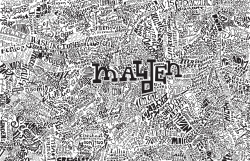 Malden -All the streets in the city of Malden