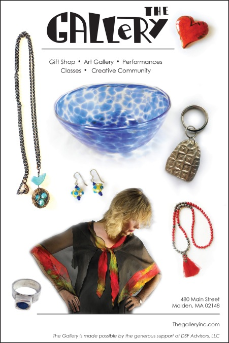 Designed the Gallery gift shop brochure.