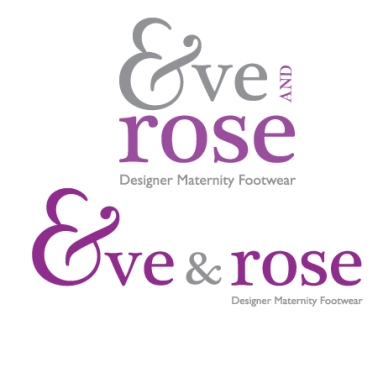 Created a logo for Eve and Rose
