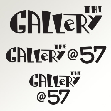 Created Identities for The Gallery and The Gallery @57